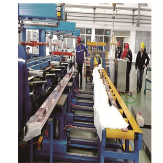 Copper Bar Packing Line