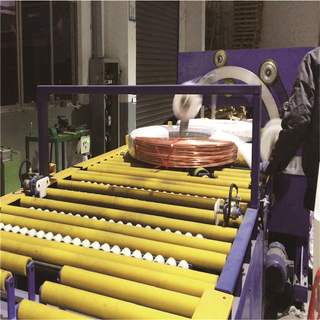Copper Tube Coil Packing Machine