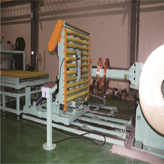 Copper Strip Packing Line